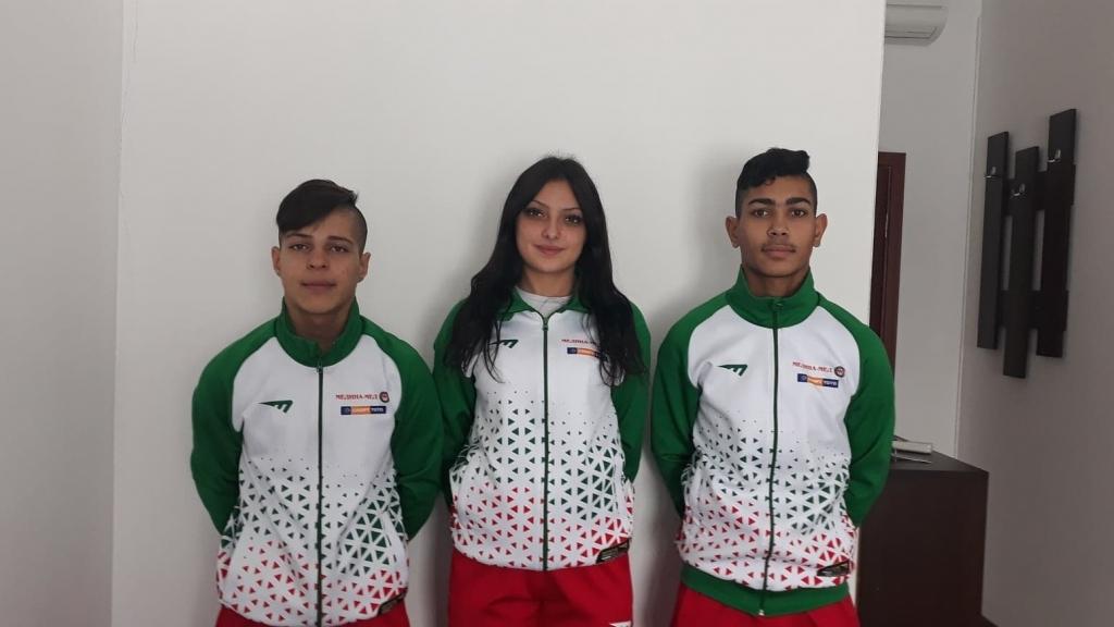 Русенски щангисти се включват в Европейско първенство за кадети в Израел