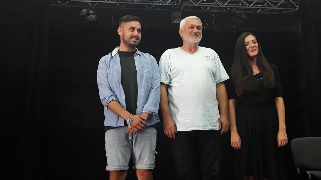 """Двама нови актьори влизат в трупата на ДТ """"Сава Огнянов"""""""