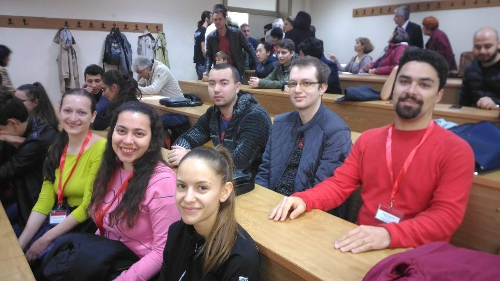 Сребро за Русенския университет от национална олимпиада по компютърна математика