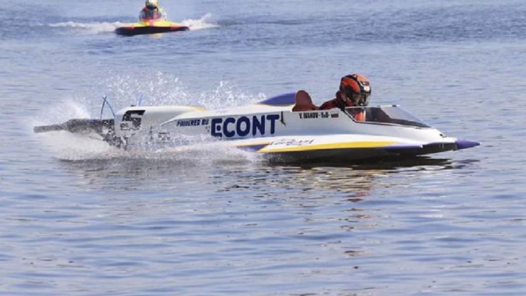 Русенец с бронзов медал от европейското първенство по водомоторен спорт