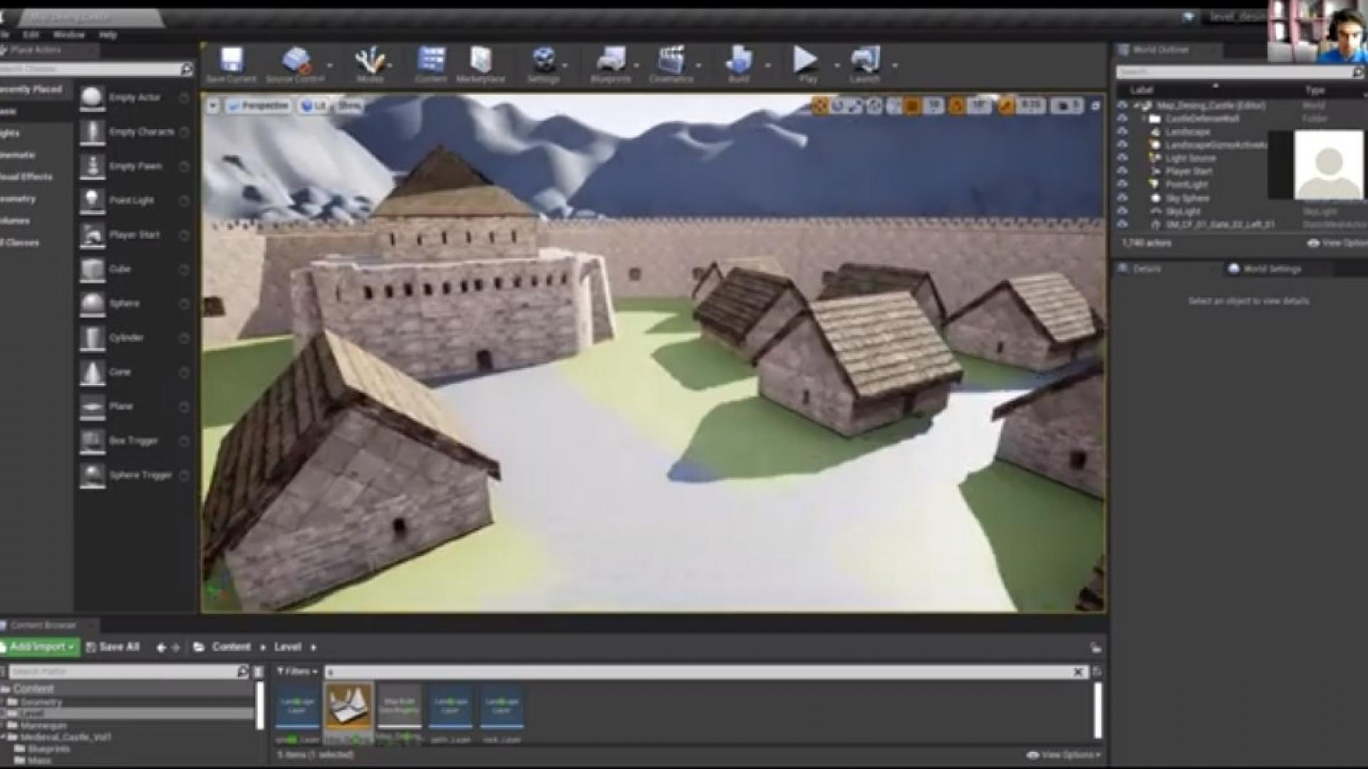 Нова група младежи получи уникалната възможност да стартира обучение по популярната програма Unreal Engine