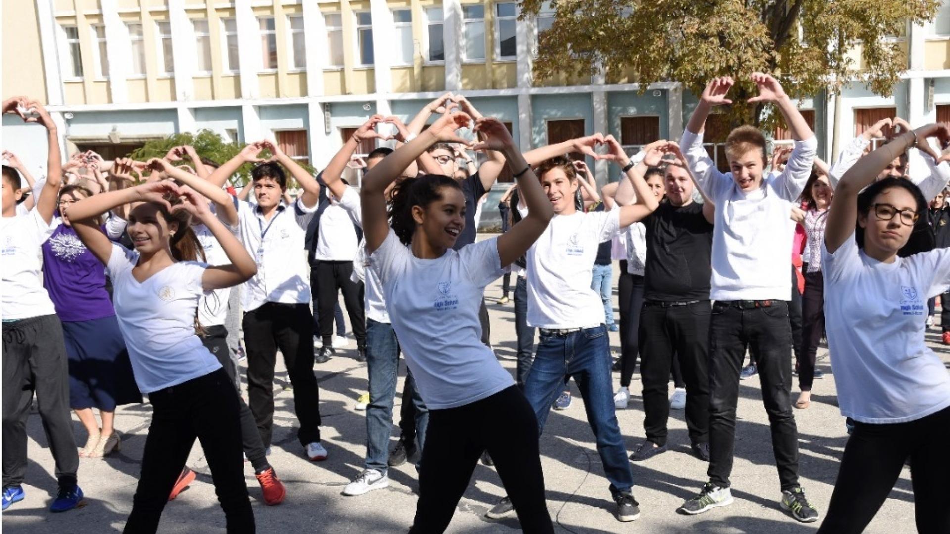 Русенските училища ще се включат в Европейския ден на спорта в училище в петък