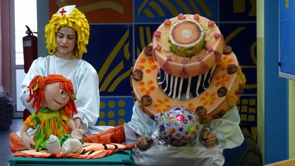 """Кукленият театър открива сезона в неделя с """"Приказка за Ох"""""""