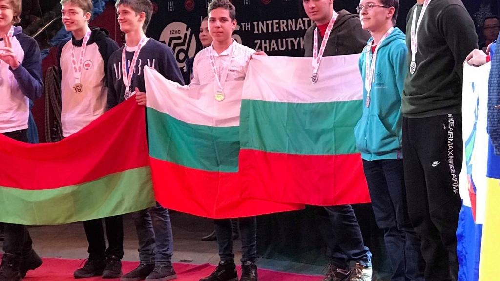 """Ученик на МГ """"Баба Тонка"""" със сребро от международна олимпиада"""