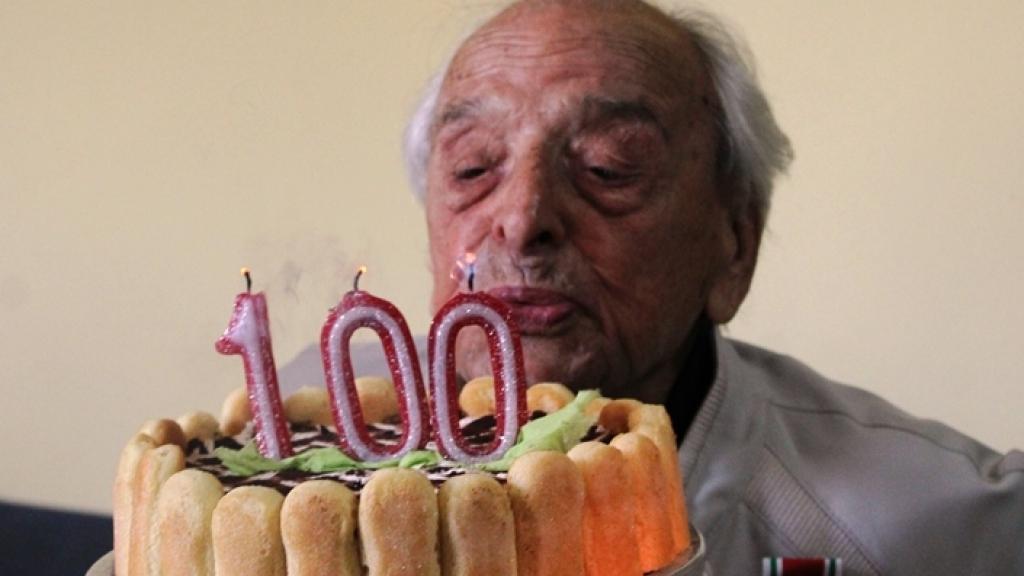 Ветерани от МВР с поздравления за кръгли годишнини