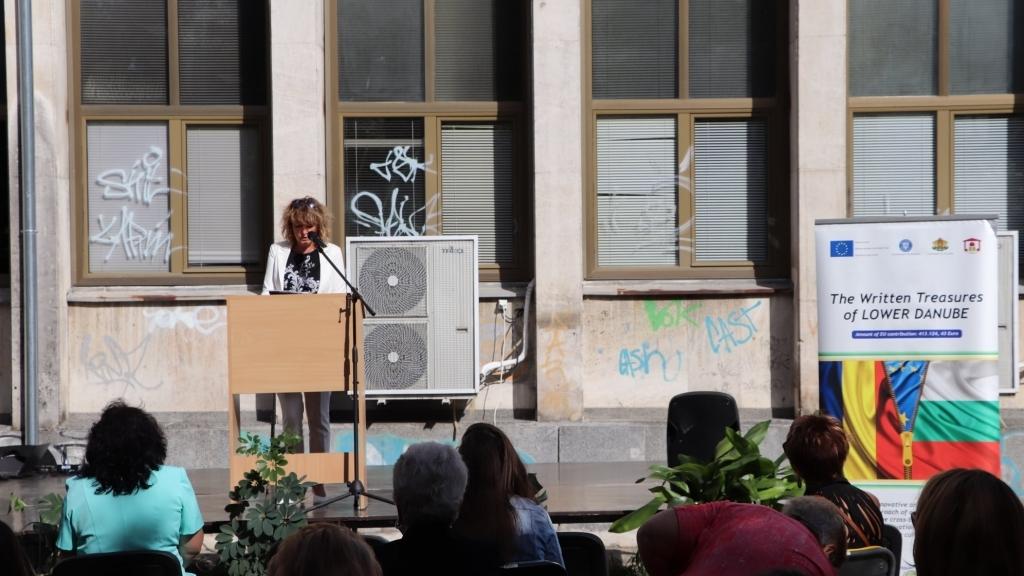 """Фестивалът """"Писмените богатства на Долен Дунав"""" събра десетки участници от България и Румъния"""