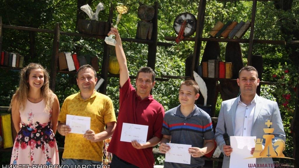 Русенка представя България на световното по шахмат в Китай