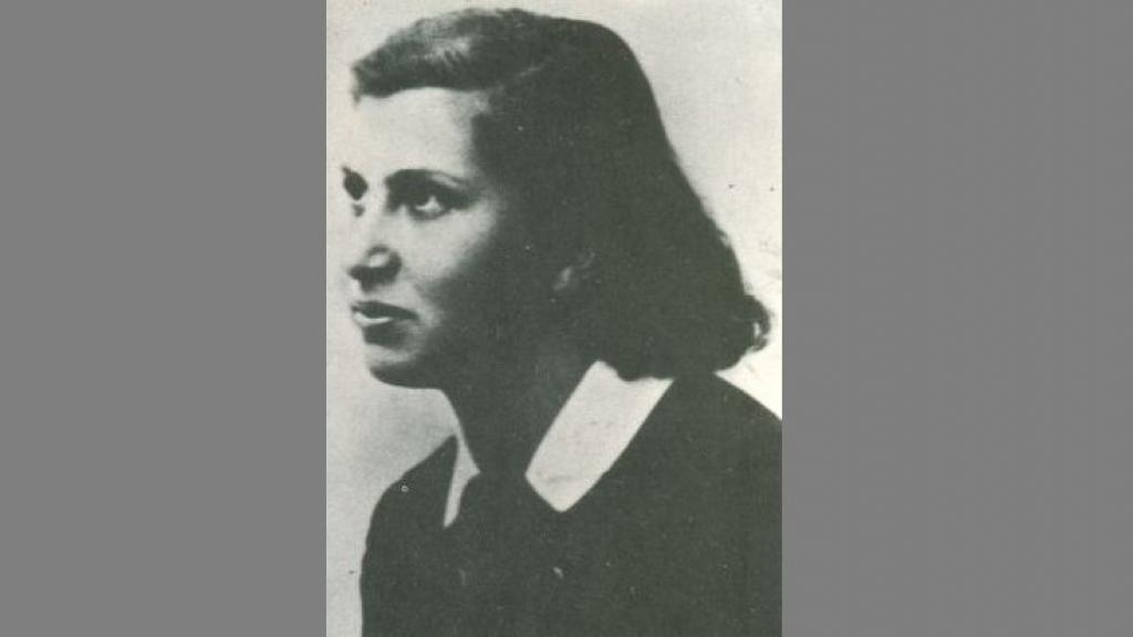 Ана Аврам Вентура - женското Лице на борбата срещу Холокоста в Русе