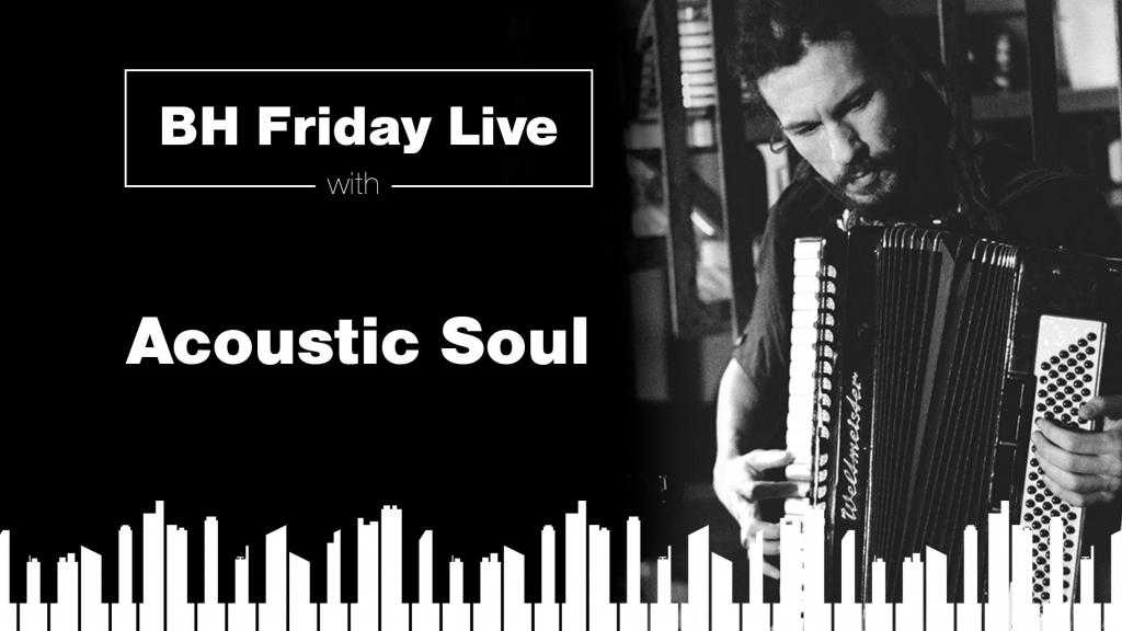 9 юни 2017 - Acoustic Soul