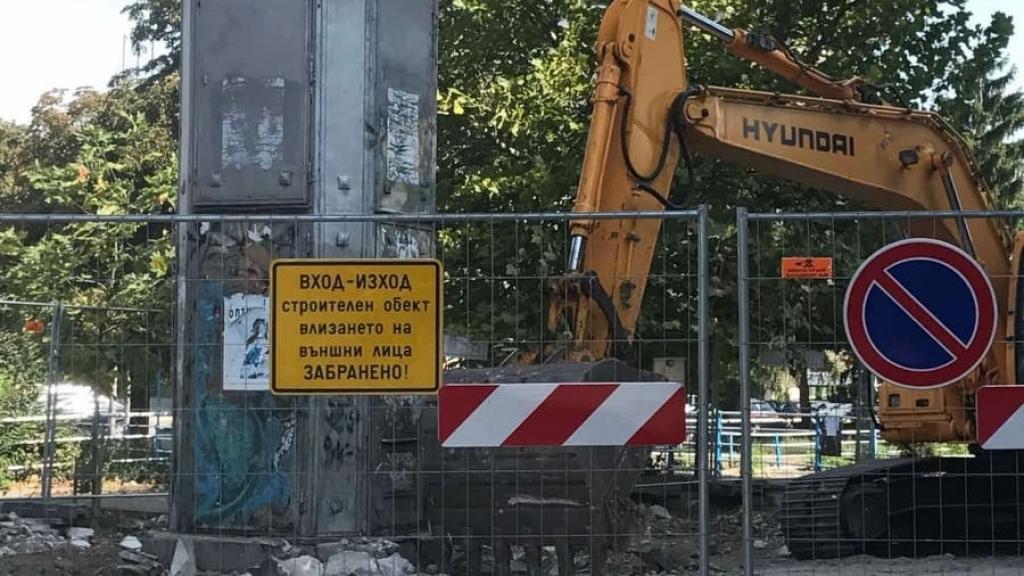 Големият ремонт на Русенският кей и новите ПУПО-ве