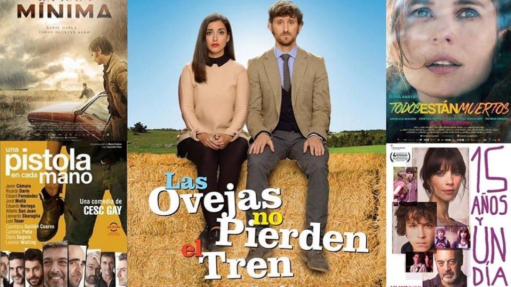 23 - 27 октомври 2017 - Дни на испанското кино