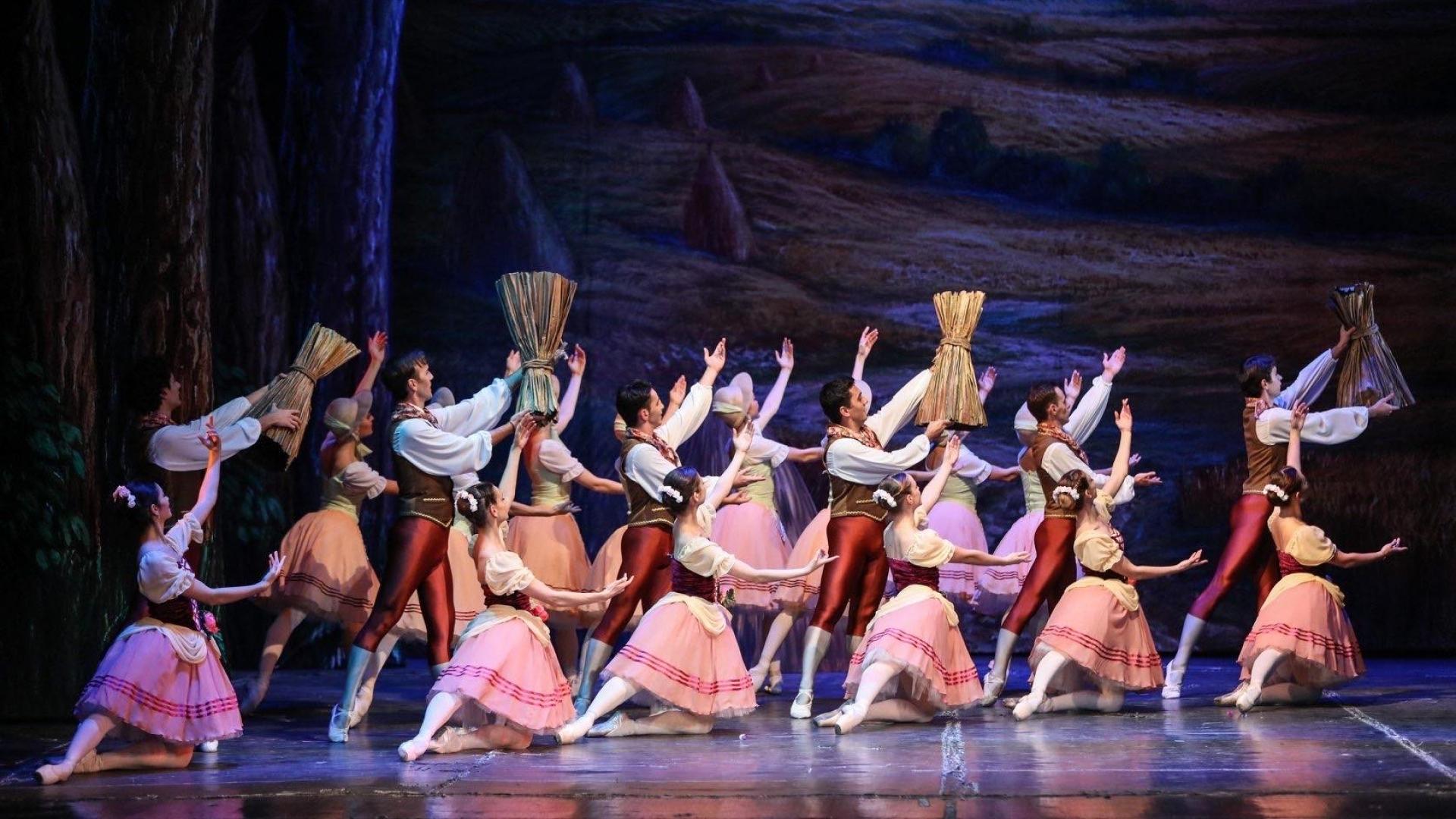 """Операта представя балета """"Зле опазеното момиче"""" тази вечер"""