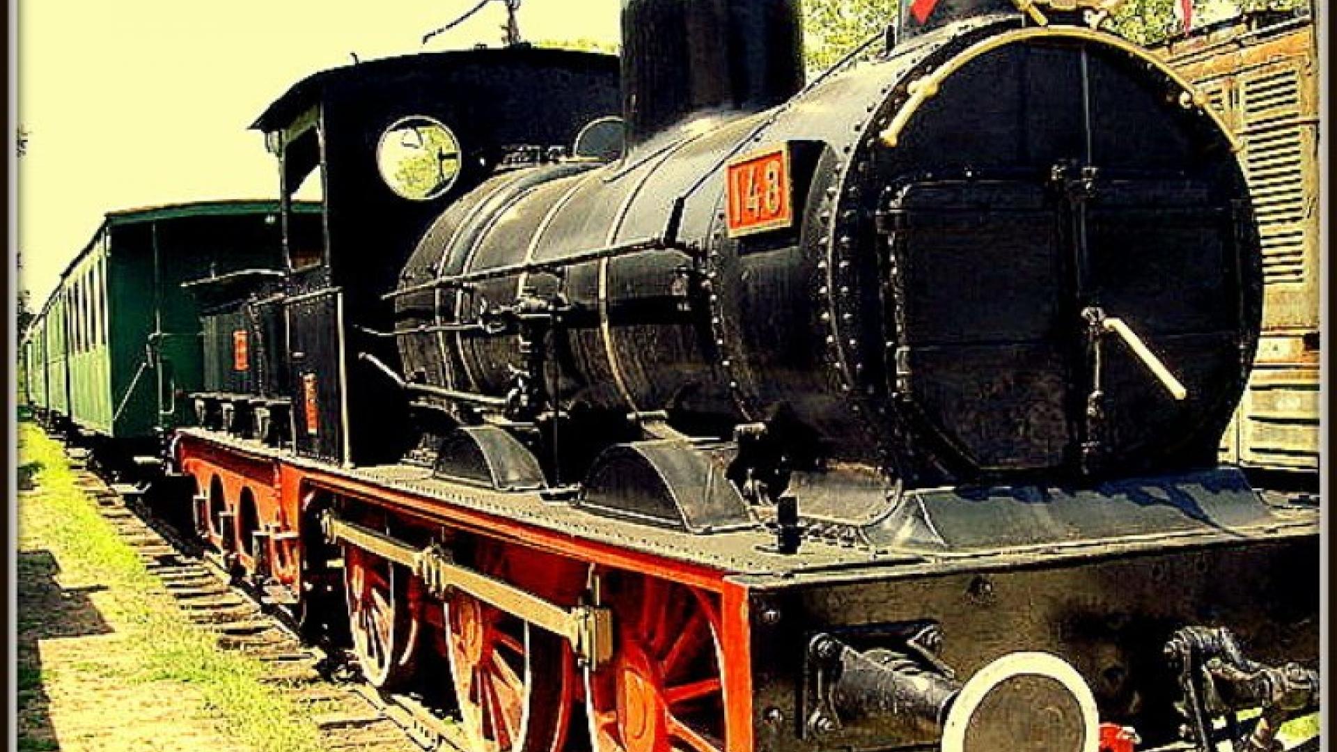 Първата железопътна линия Русе-Варна