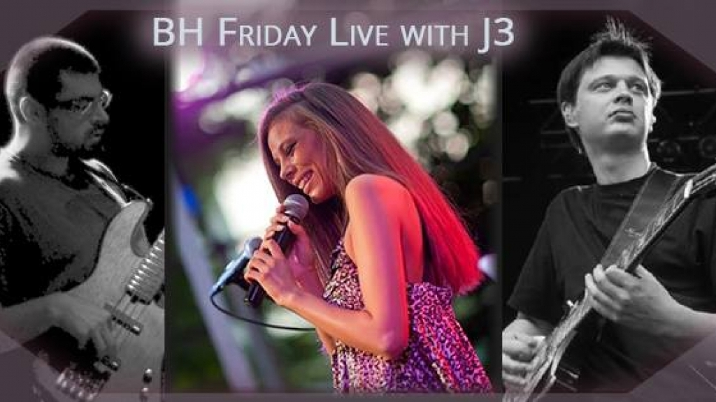 24 Юни 2016 - ВН Friday Live with J3