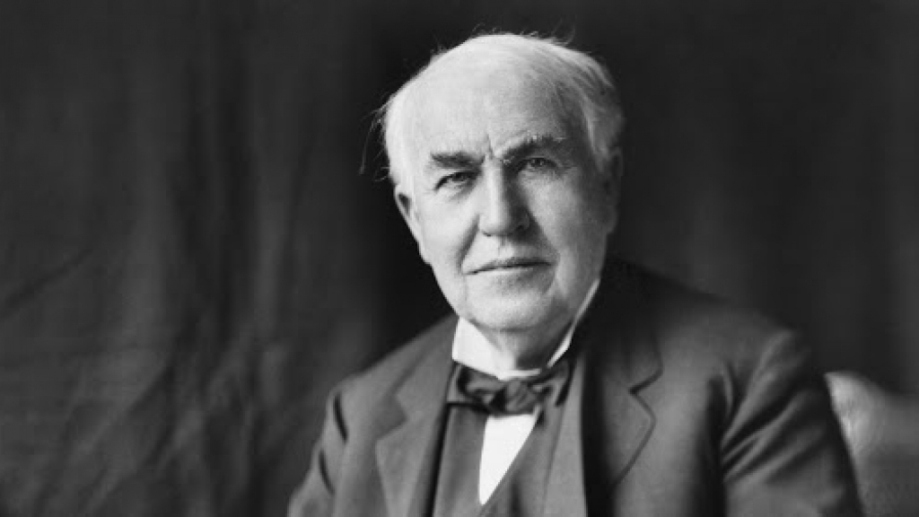 На тази дата е роден изобретателят Томас Едисън