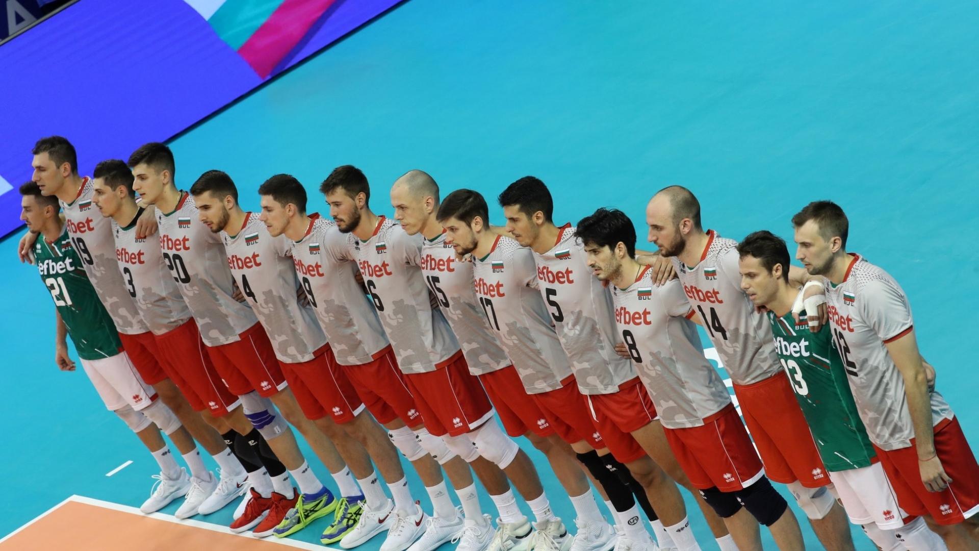 Волейболистите на България приемат Австрия в Русе на 2 септември