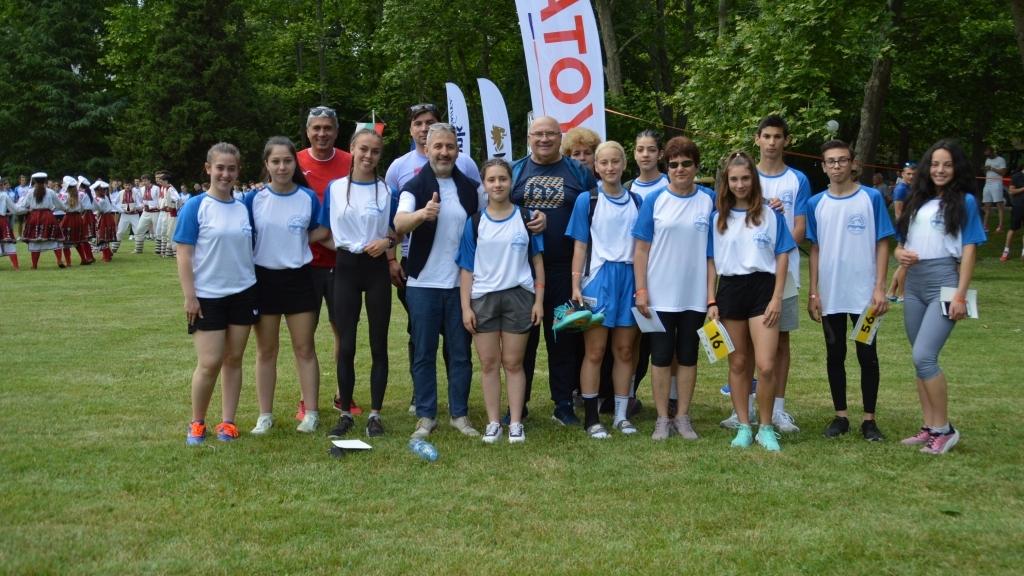 Три първи места за русенци от Олимпийския фестивал в Албена