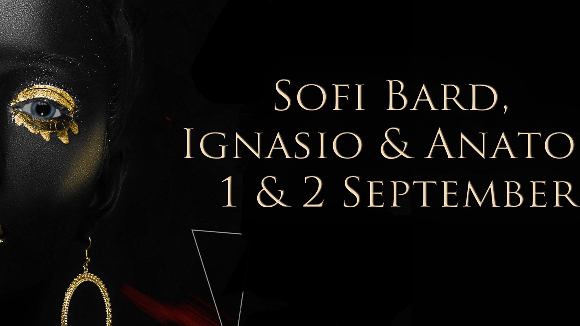 1 - 2 септември 2017 - Софи Бард, Игнасио и Анатоли в Live Club Canto