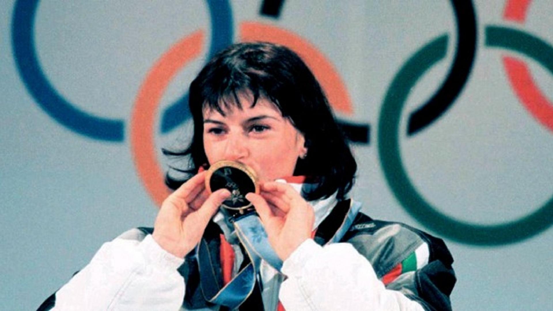 На тази дата рожден ден празнува първата шампионка от Зимни олимпийски игри за България - Екатерина Дафовска