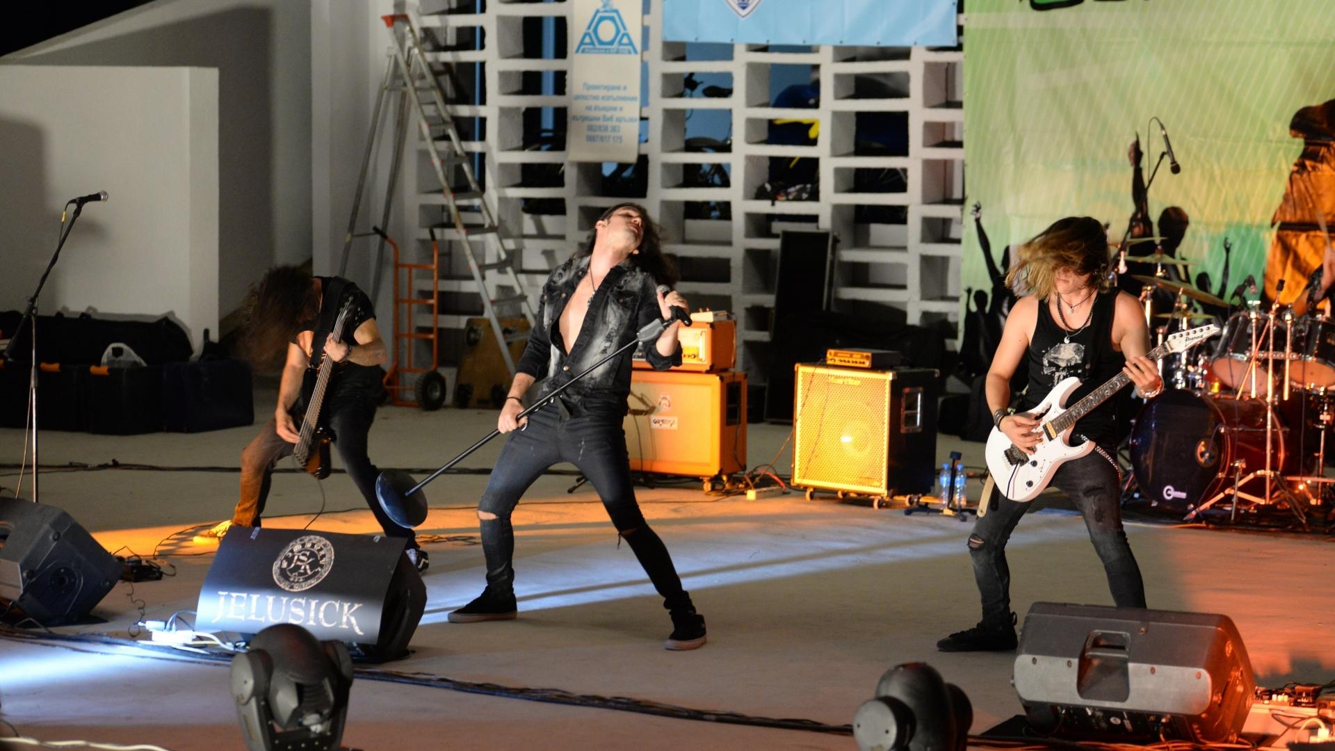 Грийн рок концертът събра стотици фенове на рока