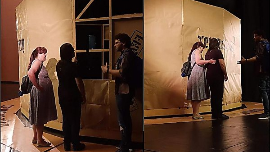 Експериментален театър за незрящи ще бъде представен в Русе през октомври