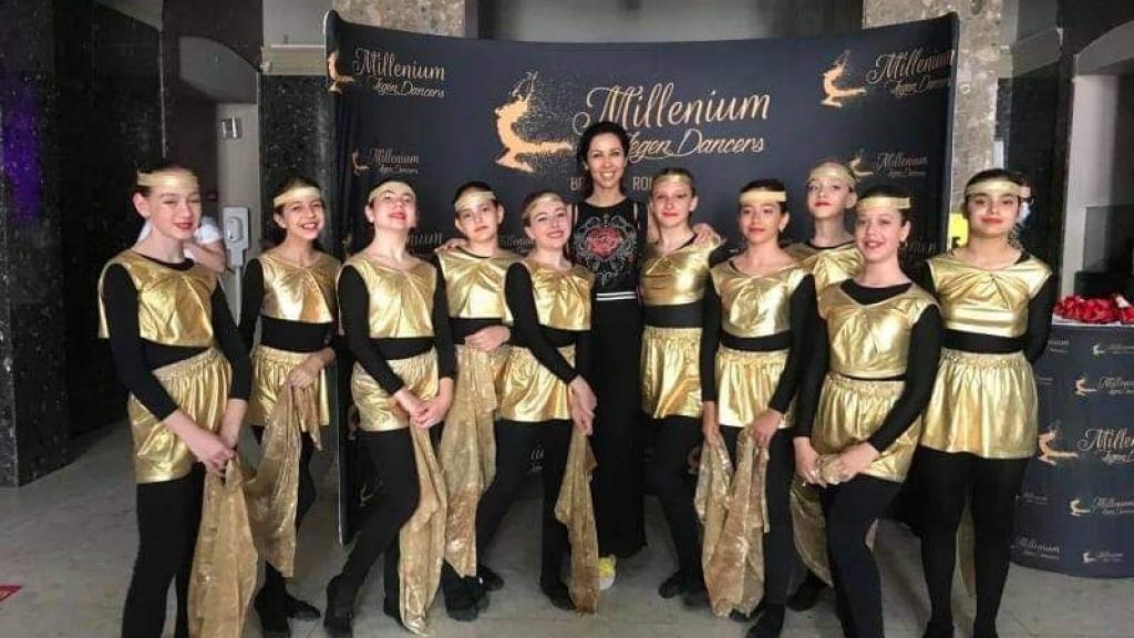 """Балет """"Импулс"""" с 5 първи места от международен танцов конкурс в Брашов"""
