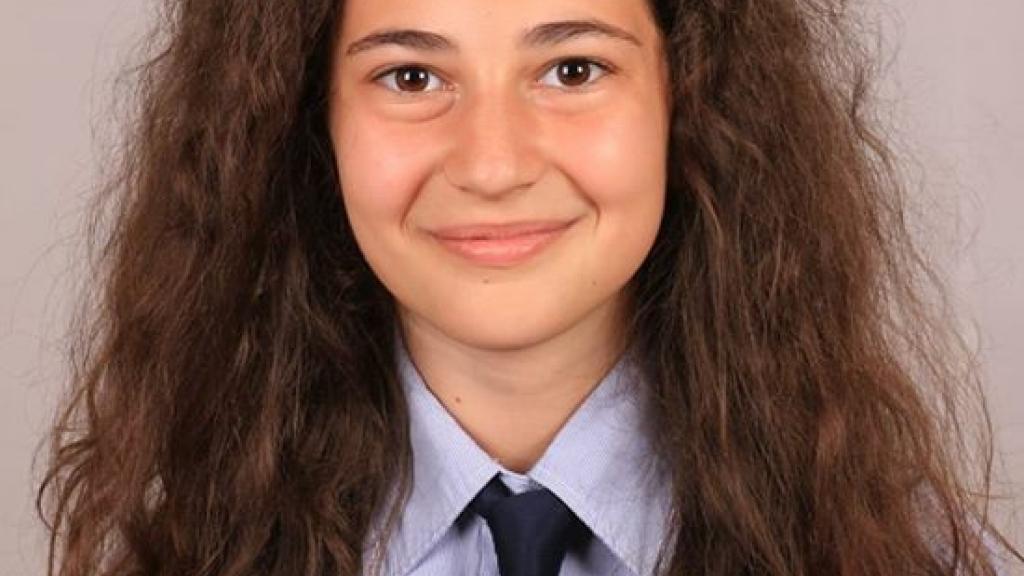 Осмокласничка от Русенската математическа гимназия единствена от България с награда от видеоконкурс на Европейската комисия