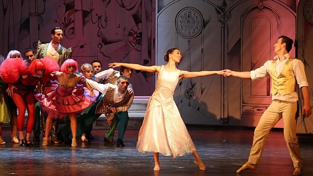 22 октомври 2016 - 'Пепеляшка', спектакъл на балет 'Арабеск'