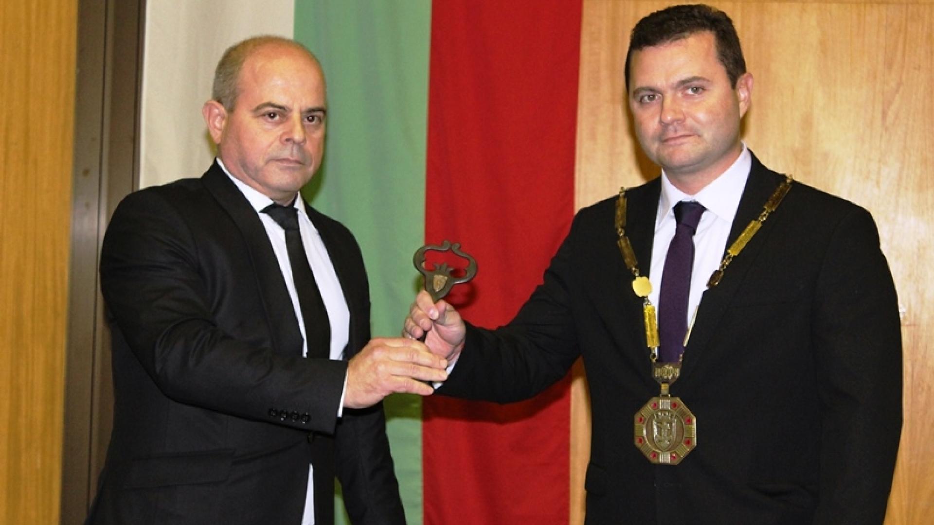 Иво Пазарджиев е новият председател на ОбС - Русе