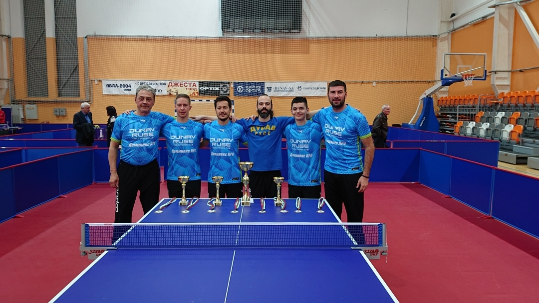 """СКТМ """"Дунав"""" с осем медала от държавното първенство"""