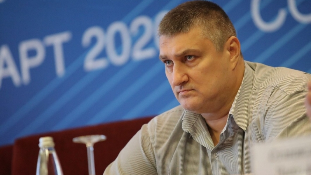 Любо Ганев оглави федерацията по волейбол