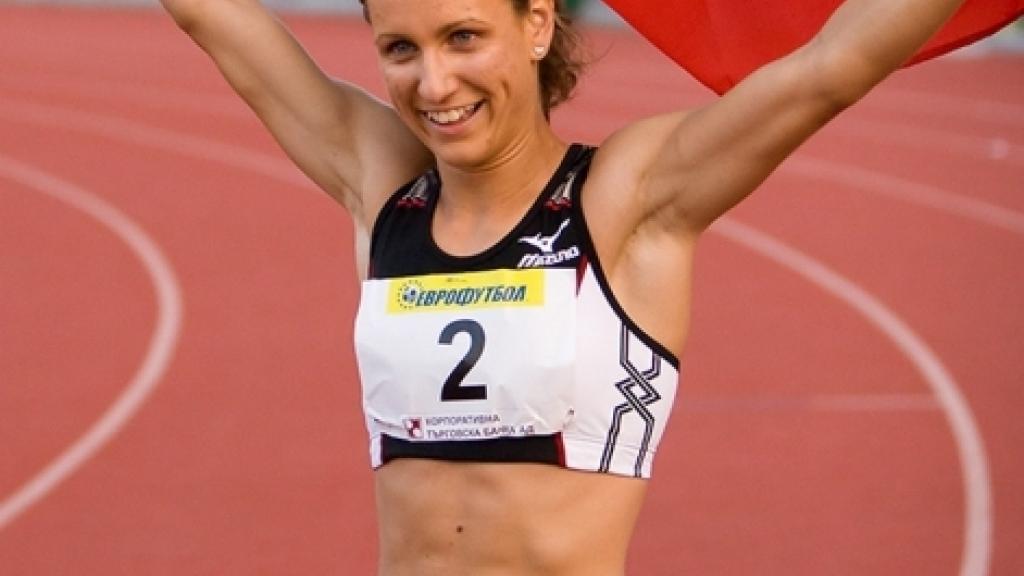 Три медала на Балканиадата по лека атлетика за Ина Ефтимова