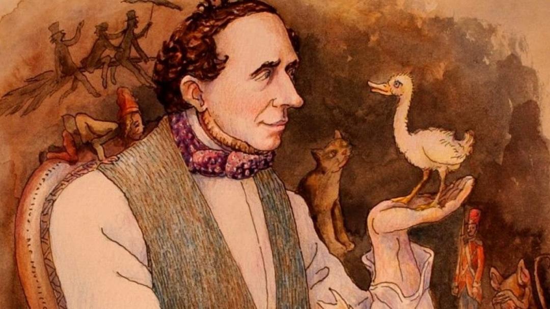 На днешната дата преди 185 години излиза първата книга с приказки на Ханс Кристиян Андерсен