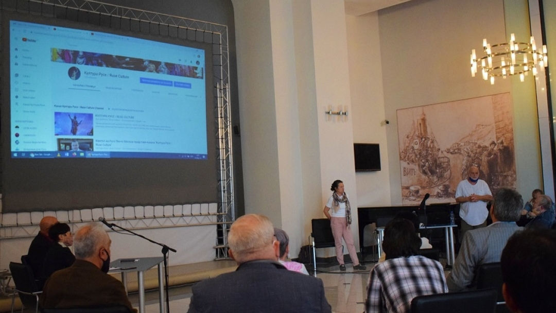 Излъчват онлайн церемонията по връчването на наградите Русе