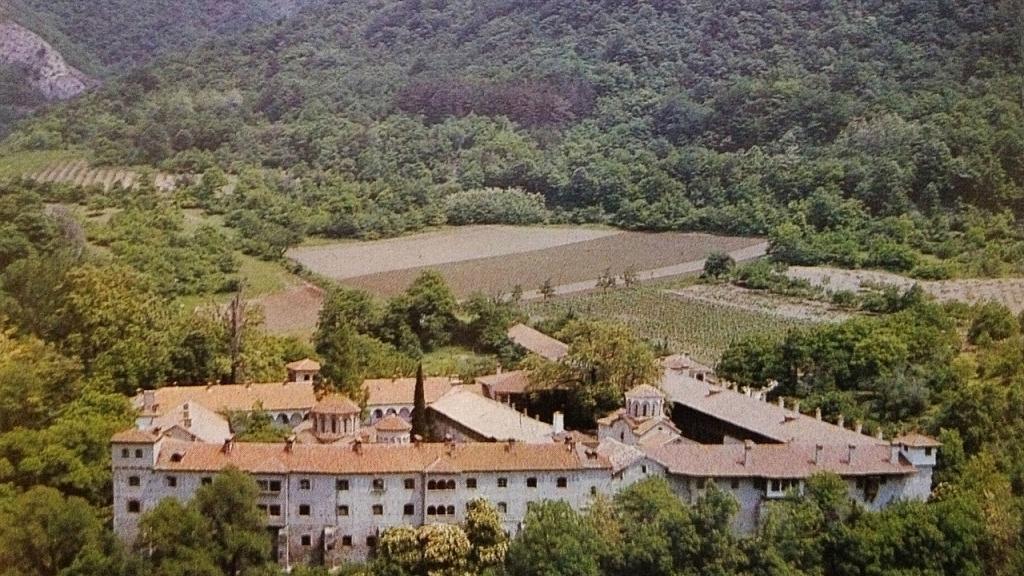Бачковският манастир - перла в сърцето на Родопите