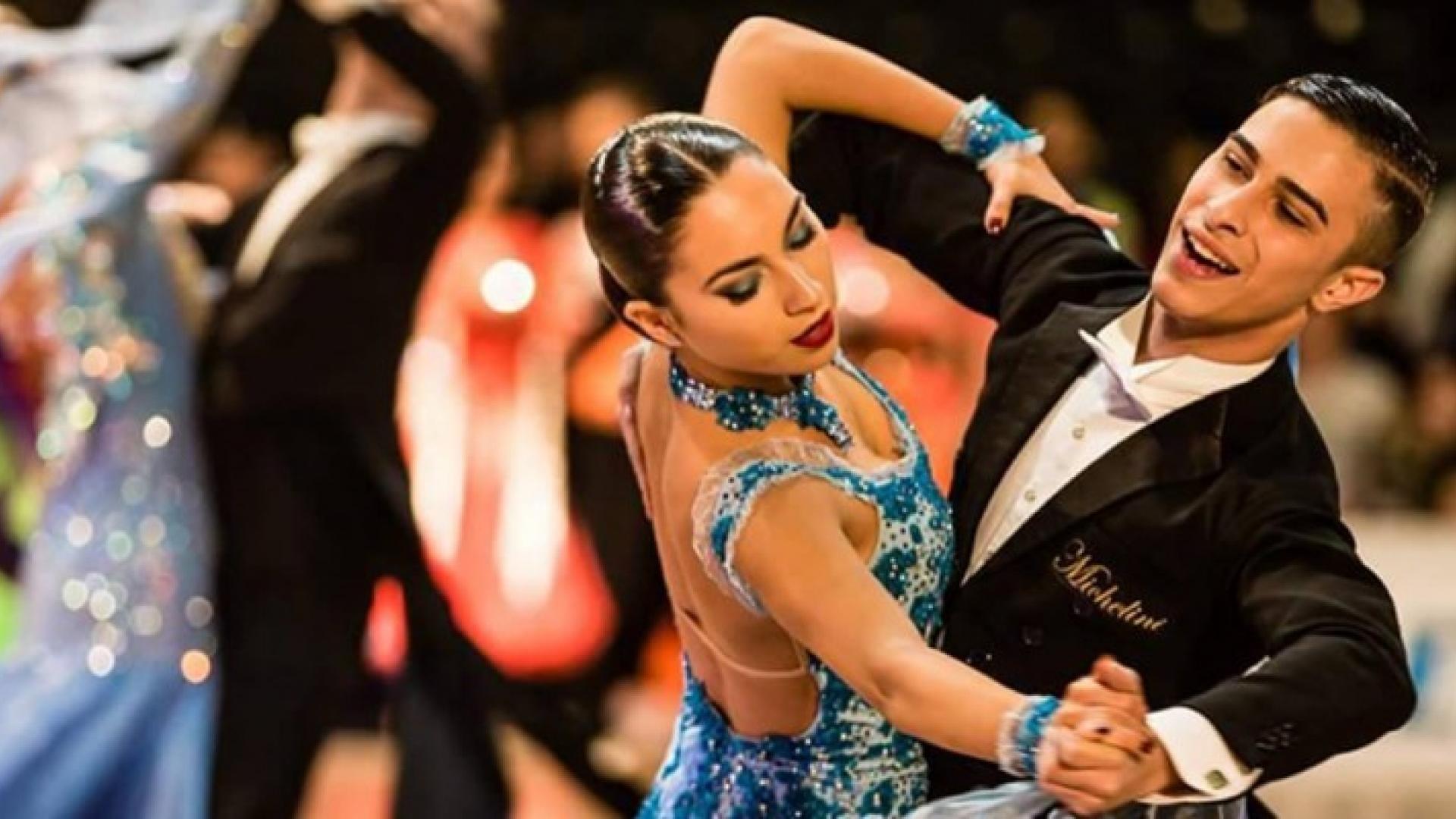 25 - 26 ноември 2017 - Международен турнир по спортни танци WDSF WORLD OPEN