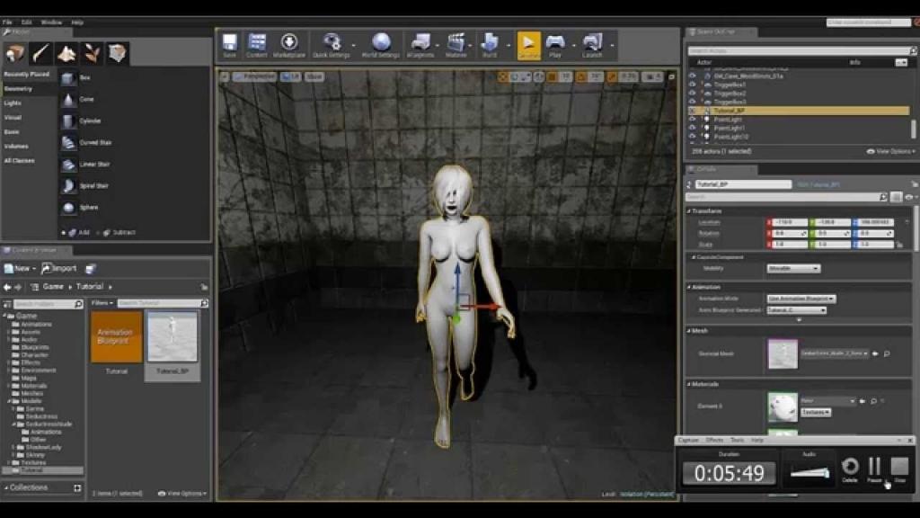 Първaта група от курса по Unreal Engine стартира обучението си днес