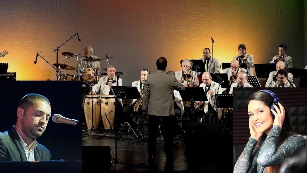19 април 2017 - Концерт на Биг Бенд Русе