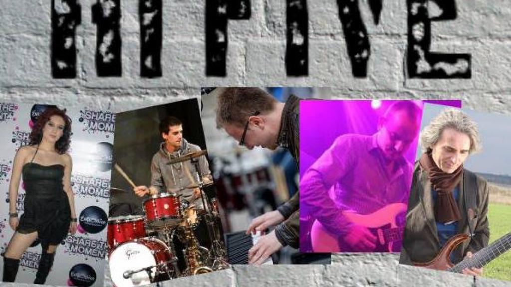 22 Януари 2016 - Hi Five band