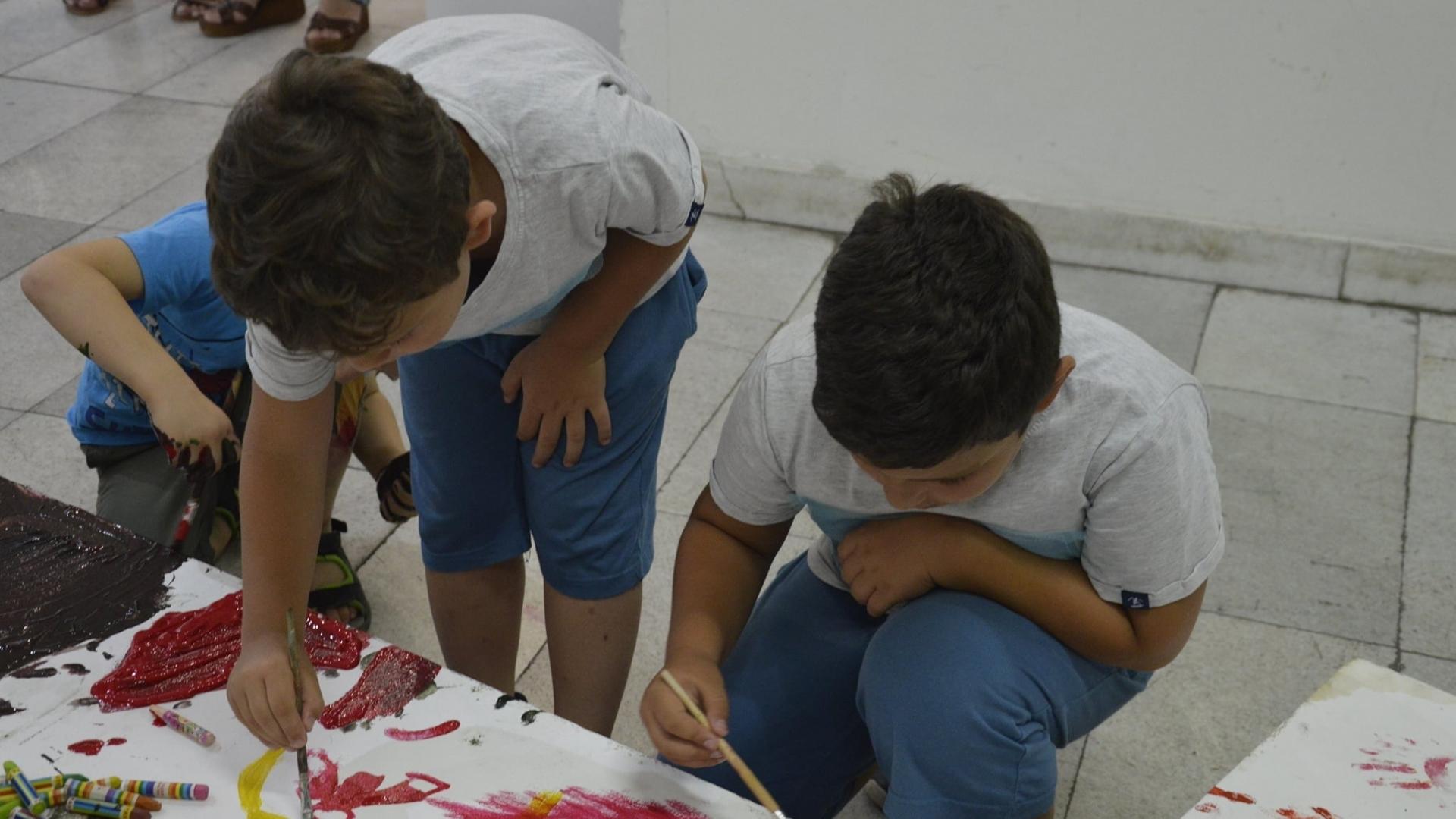 Започна записването за Лятно ателие за деца в Художествена галерия – Русе
