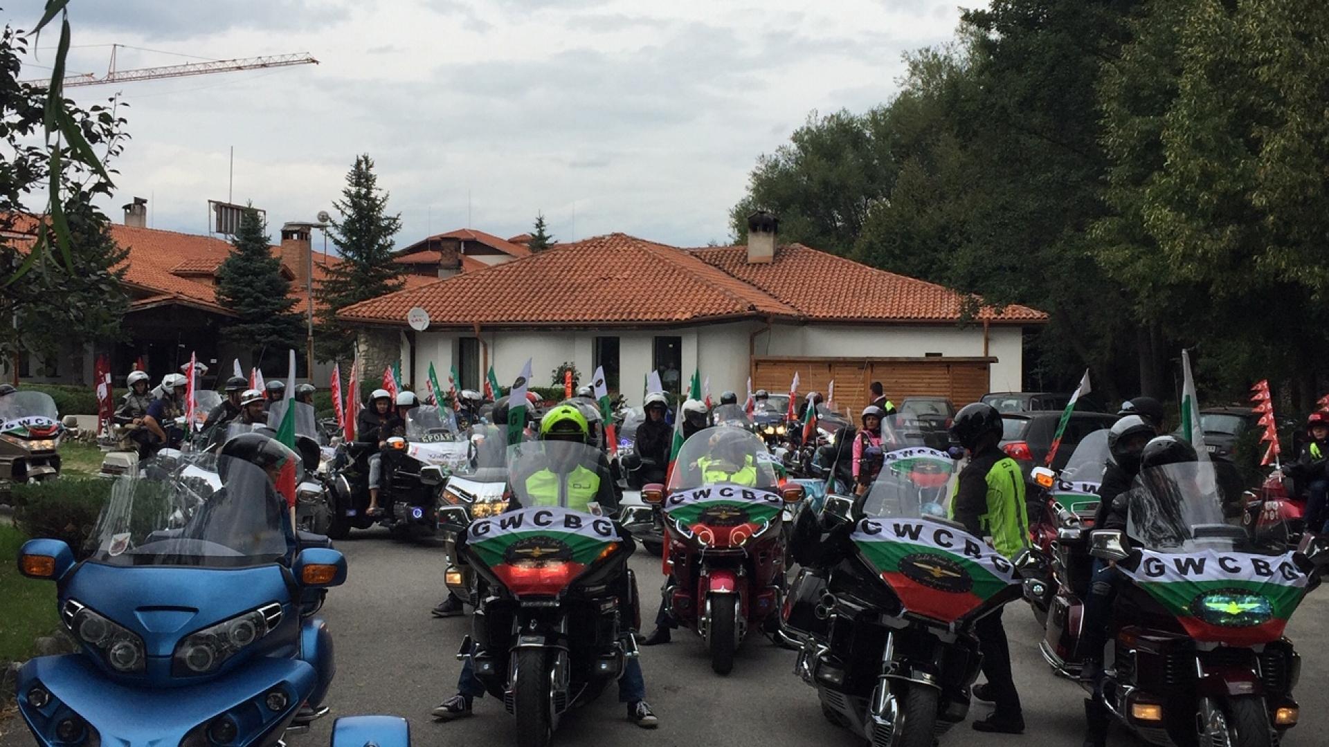 Парад на нациите събира 400 мото-туристи от 25 страни в Пловдив