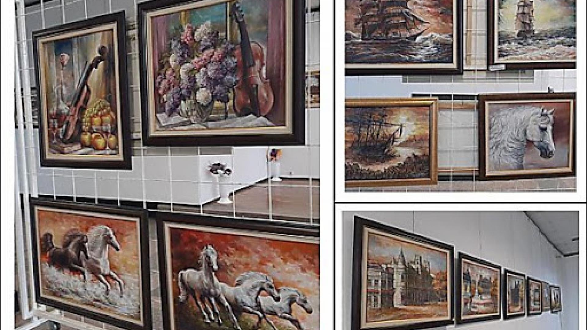 От днес Художествената галерия – Русе отваря врати за посетители