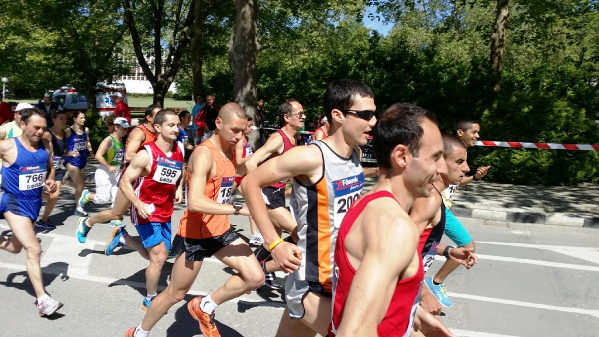 16 септември 2017 - Международен пробег Русе - Гюргево
