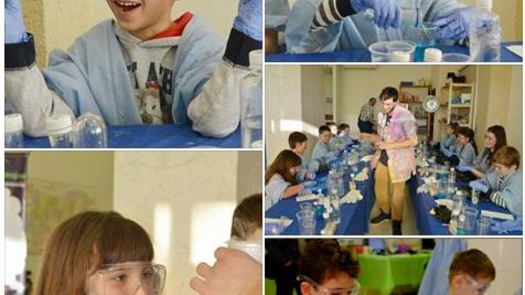 26 август 2017 - Фестивал на науката за деца