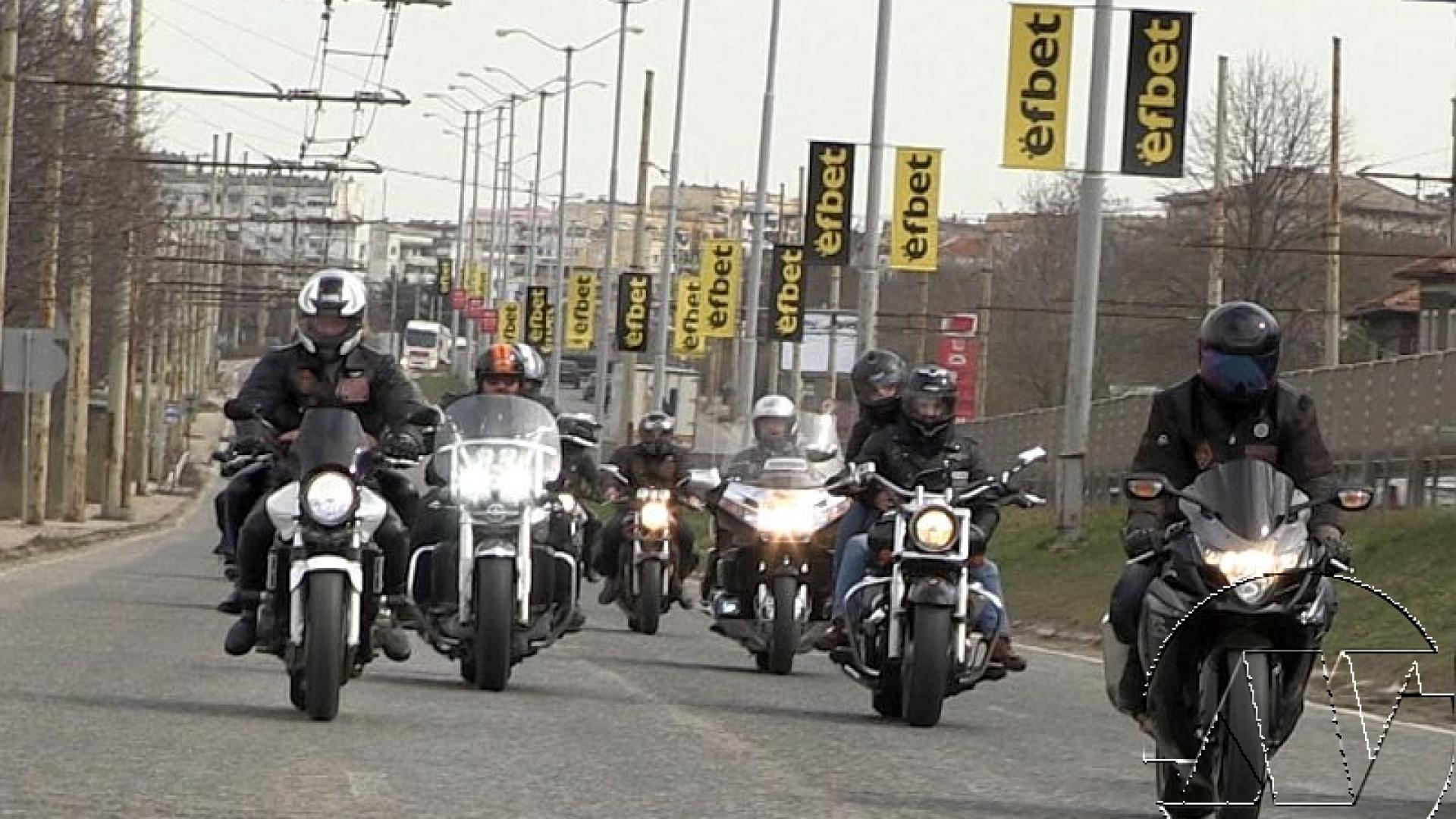 Русенските мотористи излизат на протест в събота