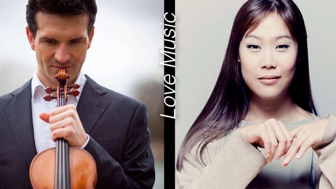"""Концерт на Светлин Русев и пианистката Йоръм Сон на """"Мартенски музикални дни"""" в неделя"""