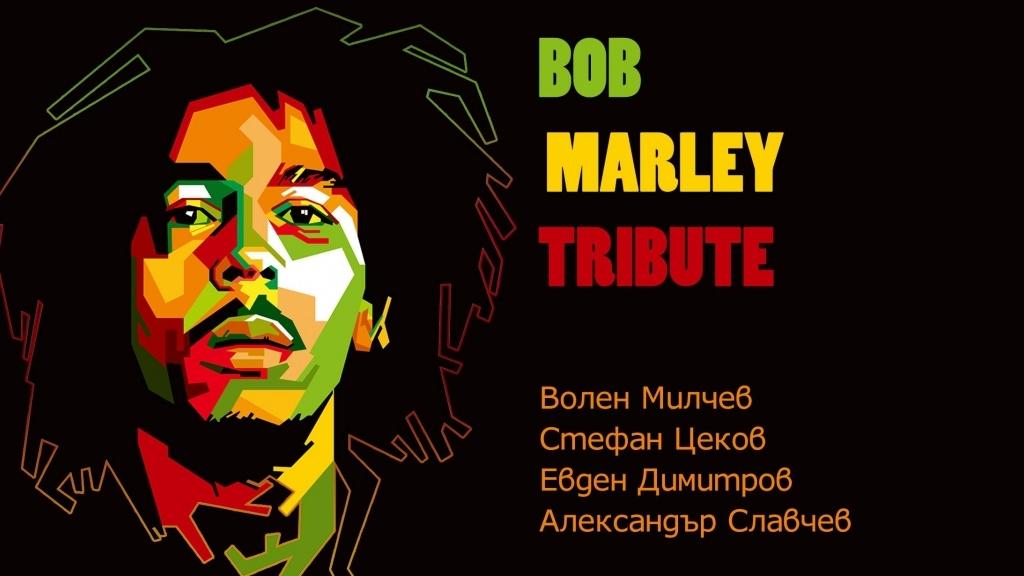 5 май 2017 - Bob Marley Tribute