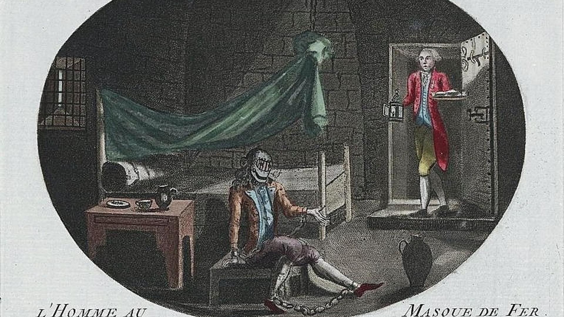 На тази дата е поставено началото на мистерията за Желязната маска