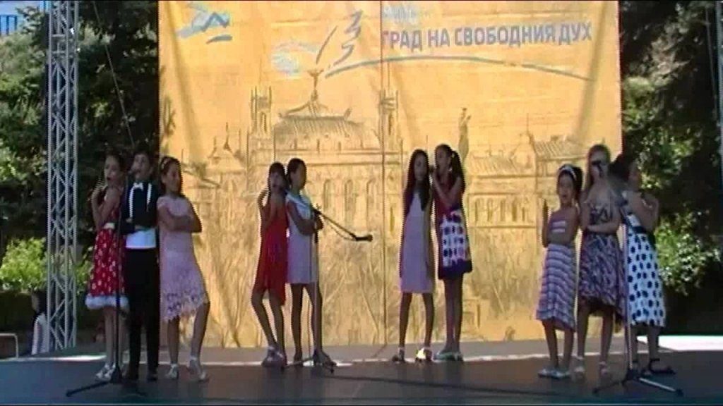 """Подкрепете малките певци от Русе на финала на """"Детска мелодия на годината"""","""