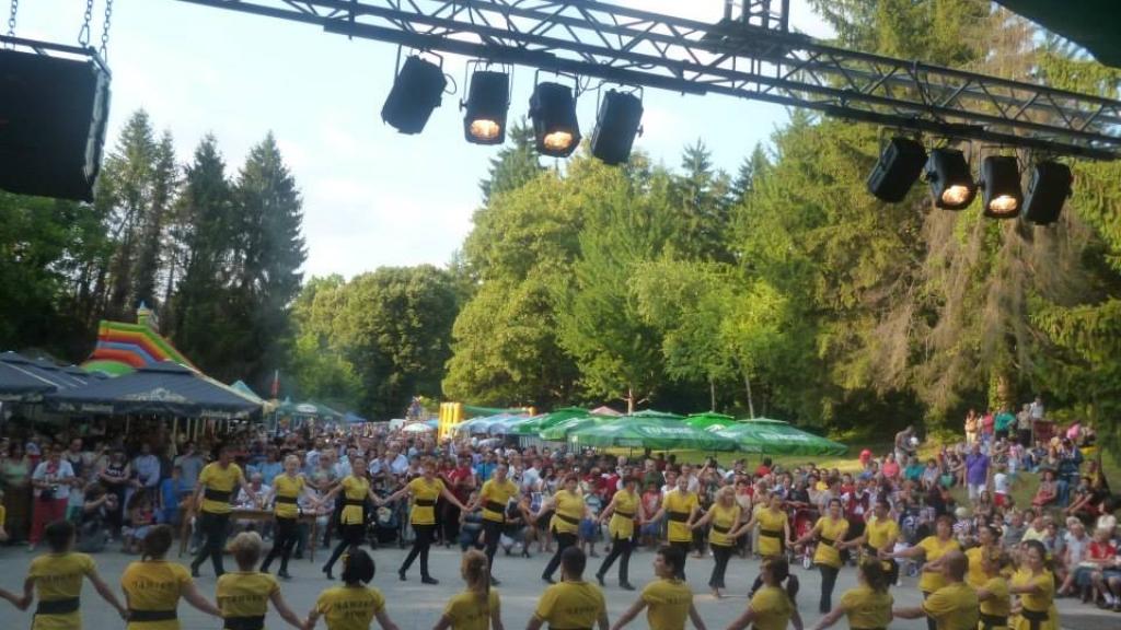 """6-7 август 2016 - Фолклорен събор на любителски клубове за народни танци """"Липник 2016"""""""